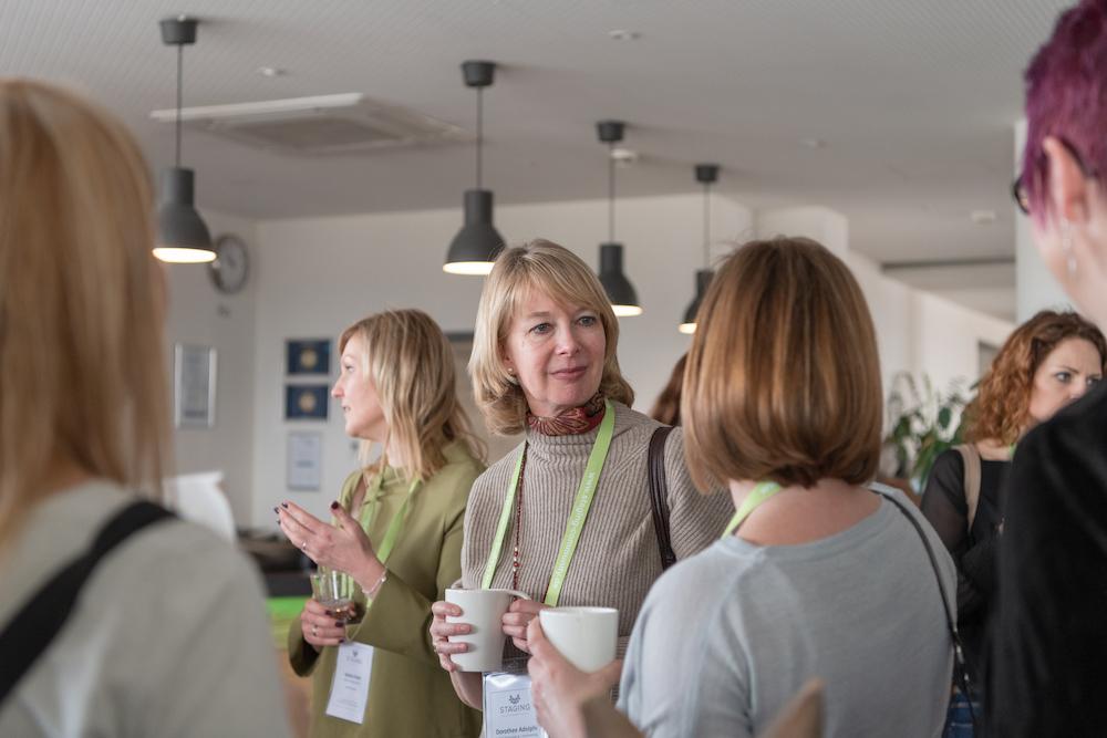 Staging Community Treffen