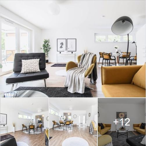 Home Staging Musterhaus in Neustadt