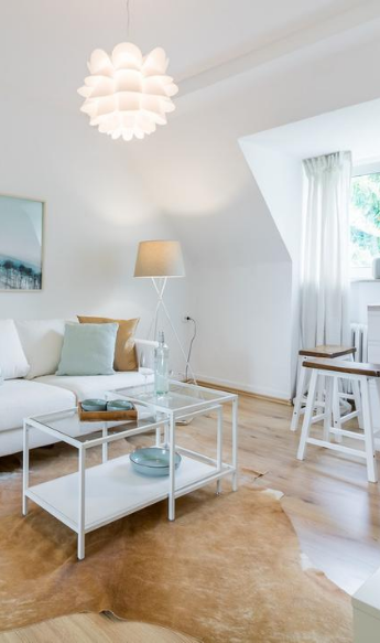 Home Staging Zweizimmerwohnung fix & flip Projekt