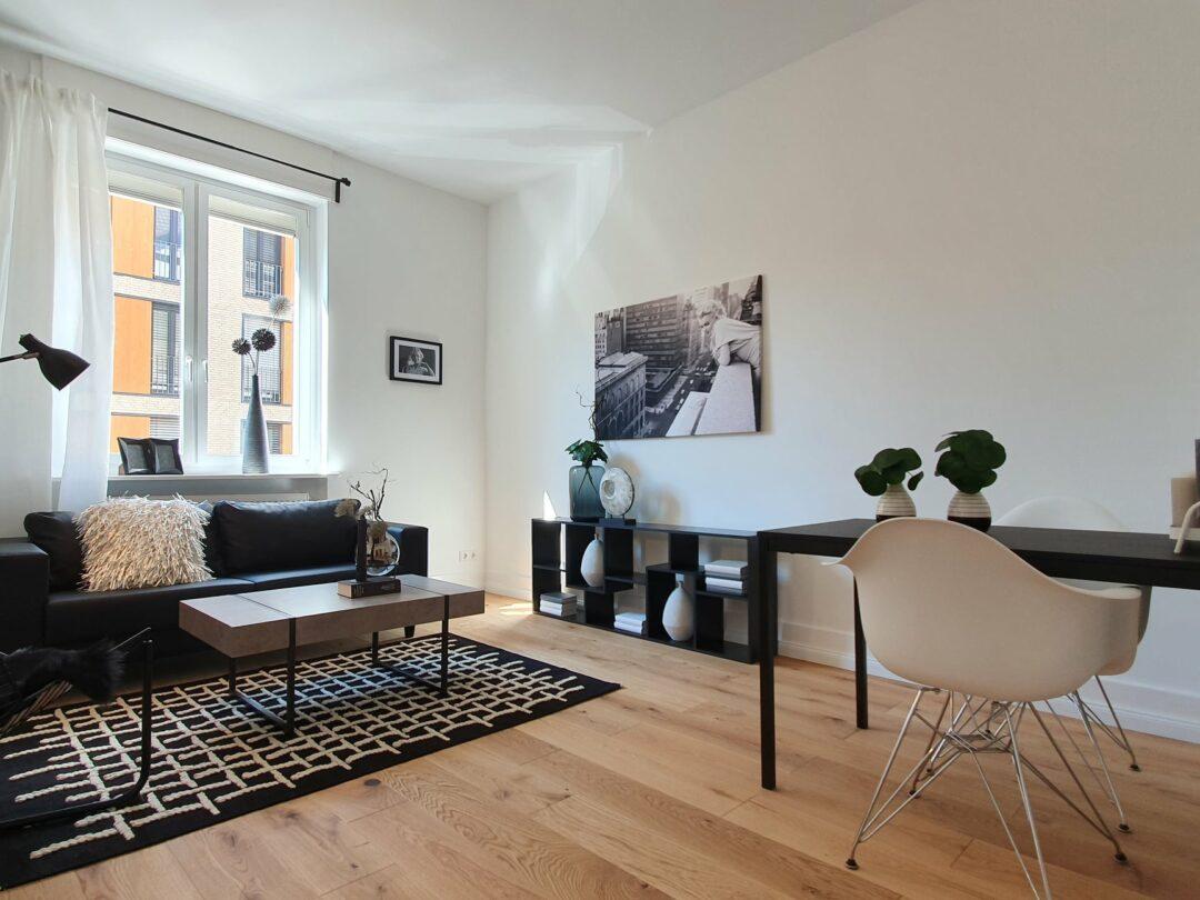 Home Staging für Altbau-Fans – fix & flip