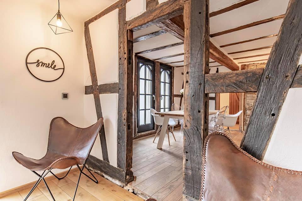 Bauernhaus erwacht durch Home Staging aus dem Dornröschen Schlaf