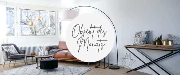 Home Staging Objekt des Monats Januar 2021