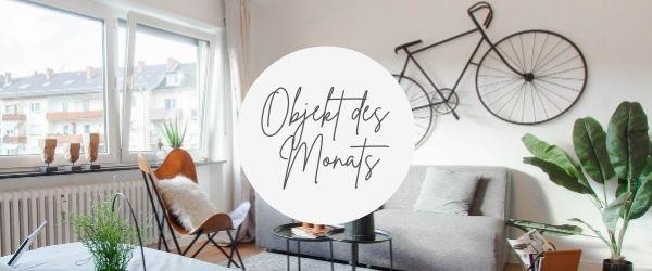 Home Staging Objekt des Monats Februar 2021