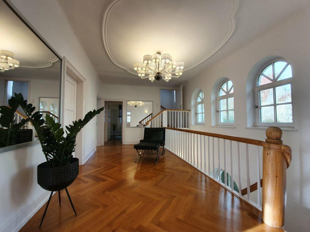 Home Staging einer phantastischen Villa