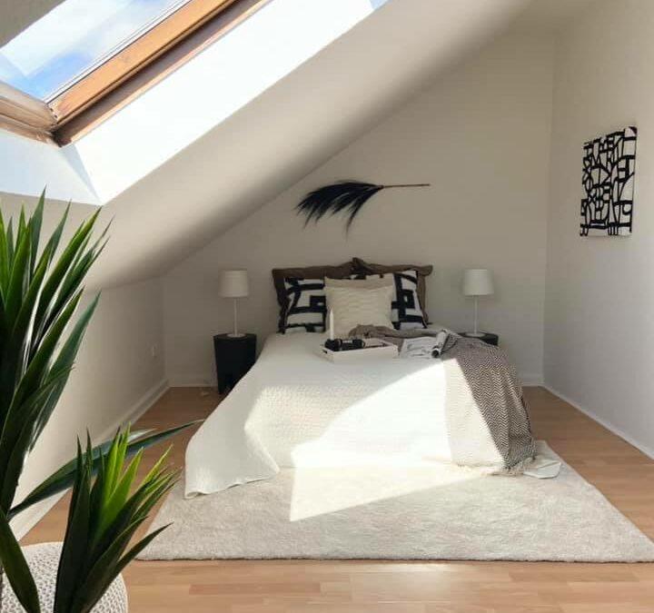 Große Nachfrage trotz 4. Etage und ohne Balkon – dank Home Staging