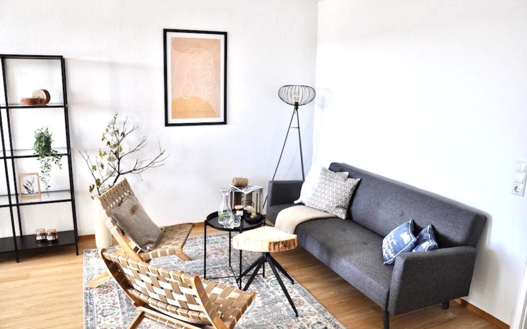 Möbliertes Apartment sucht jungen Mid Ager