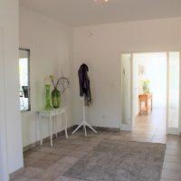 Home Staging für den Eingangsbereich