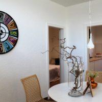 Home Staging Esszimmerbereich