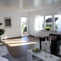 Home Staging Wohnzimmer